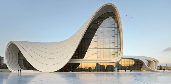Legacy Of A President At The Heydar Aliyev Center
