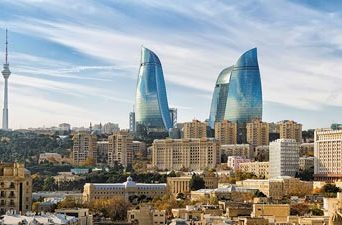 Baku Tour Package from Pakistan