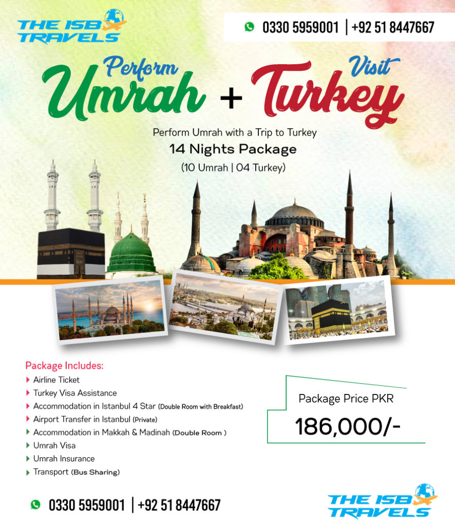 turkey plus umrah